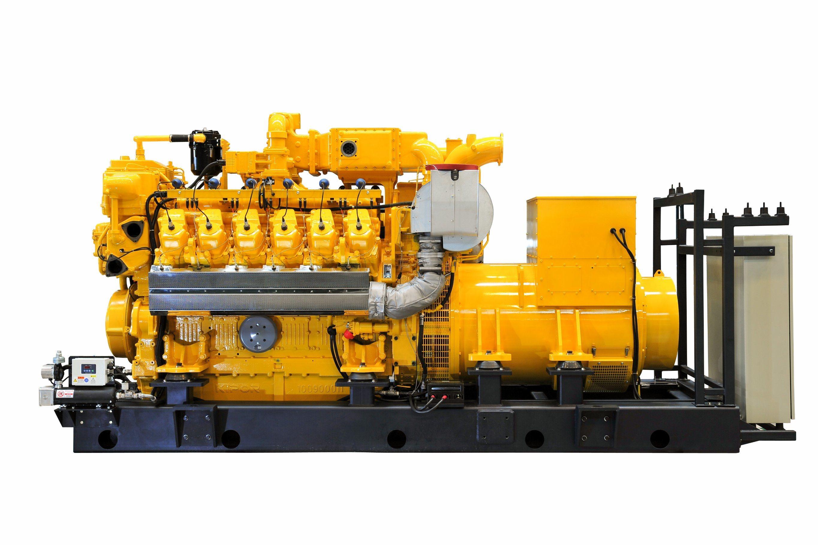 Kipor LPG/Sewage/ Concentration Gas/Wellhead Gas Generator Sets 320kw-1760kw