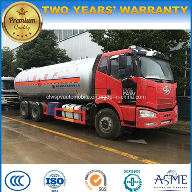 China 24 M3 LPG Tanker 25 Cbm M3 Liquefied Gas Tanker Truck Price
