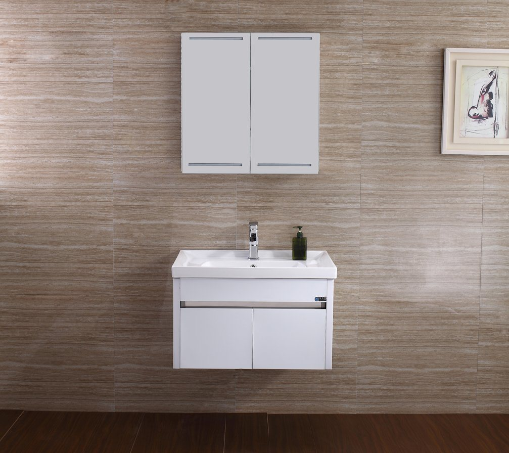 Premium Quality and Fair Price Foshan Bathroom Mirror Cabinet with LED