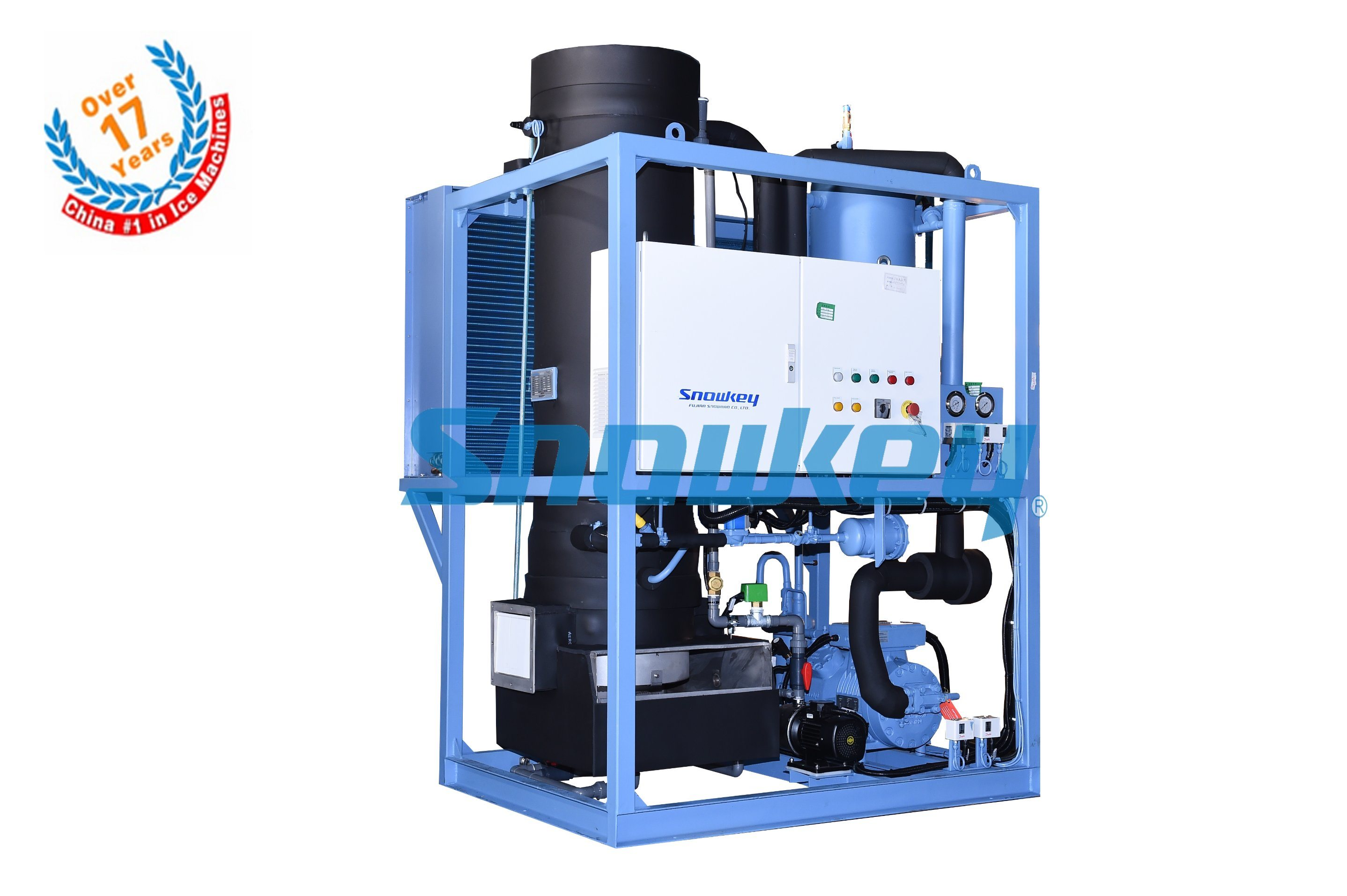 Large Capacity Tube Ice Making Machine (TIM50)