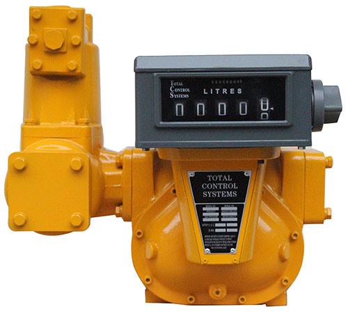 Tcs Positive Displacement Flow Meter