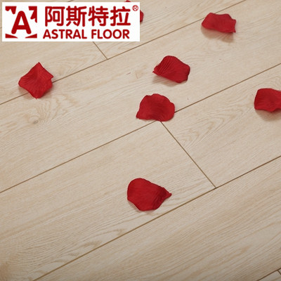 American Oak 12mm Melamine Engineered Flooring (AY1702)