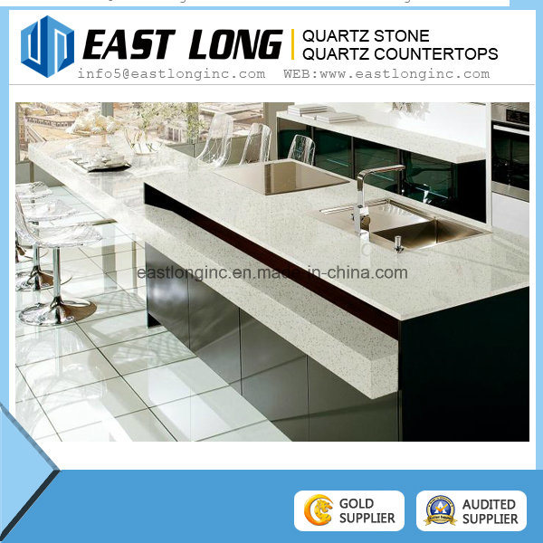 Cheap White Starlight Quartz Stone Slab /Quartz Stone Building Material