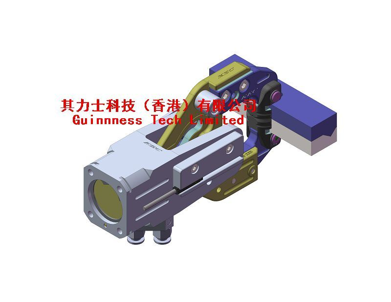 Robot Gripper &Clamps Robot End Components Robot Finger with Detecting Function