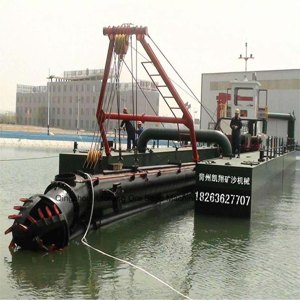 Kx-400 Cutter Suction Dredger with ISO 9001 Certificate