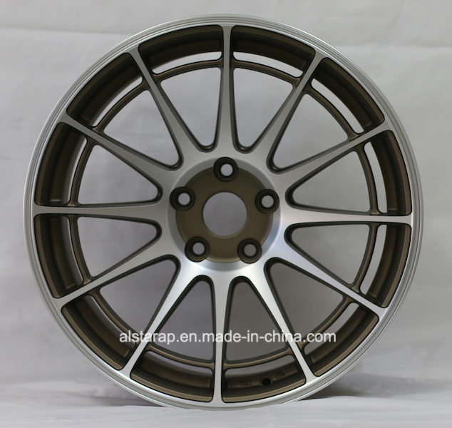Alloy Wheel/Car Wheel/Wheel Rim/Auto Parts Newly Design 2017