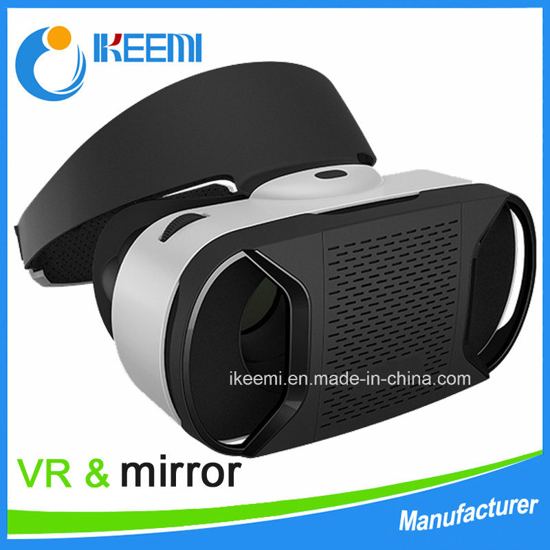 2016 Baofeng Mojing 4 3D Vr Glasses Virtual Reality Helmet Google Cardboard for 4.7-5.6 Inch