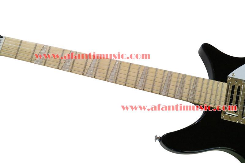 Afanti Music Rickenbacker Style Electric Guitar (ARC-157)