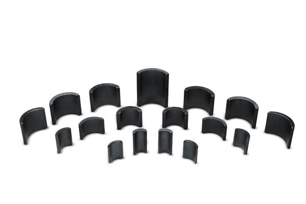 Ferrite Magnet Used for Motors