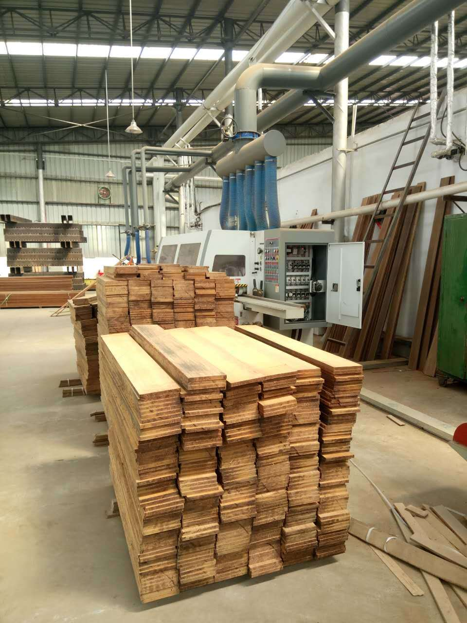 Outdoor Decking Boards, Strand Woven Bamboo Flooring