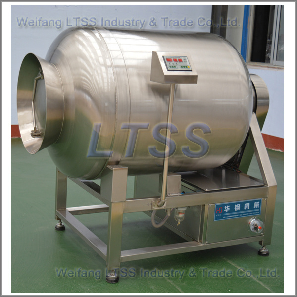 Vacuum Chicken Tumbler Roller and Kneading Machine for Meat Processing