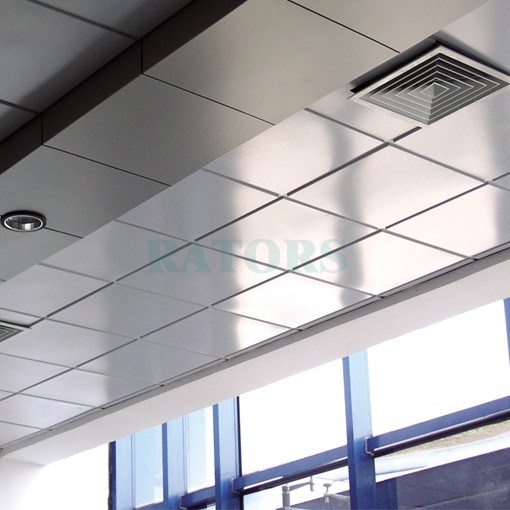 Ceiling tile clips