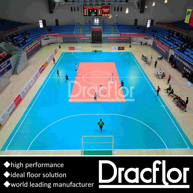 Indoor Soccer Flooring PVC Sports Floor