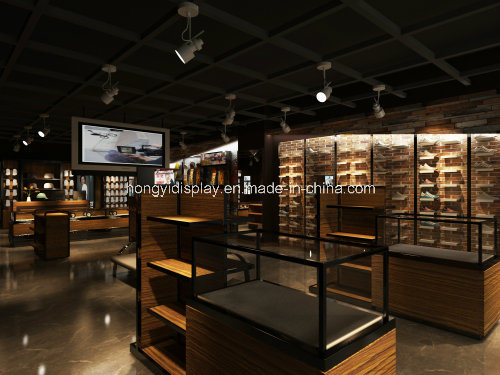 Outdoor Goods Store Fixture, Retail Shopfitting