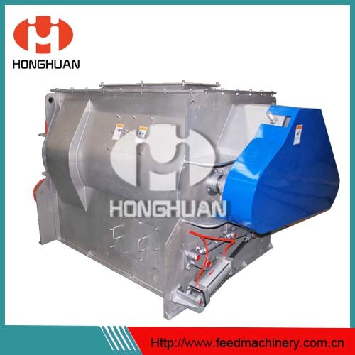 Double-Shaft Feed Mixer (HHSHJ4)