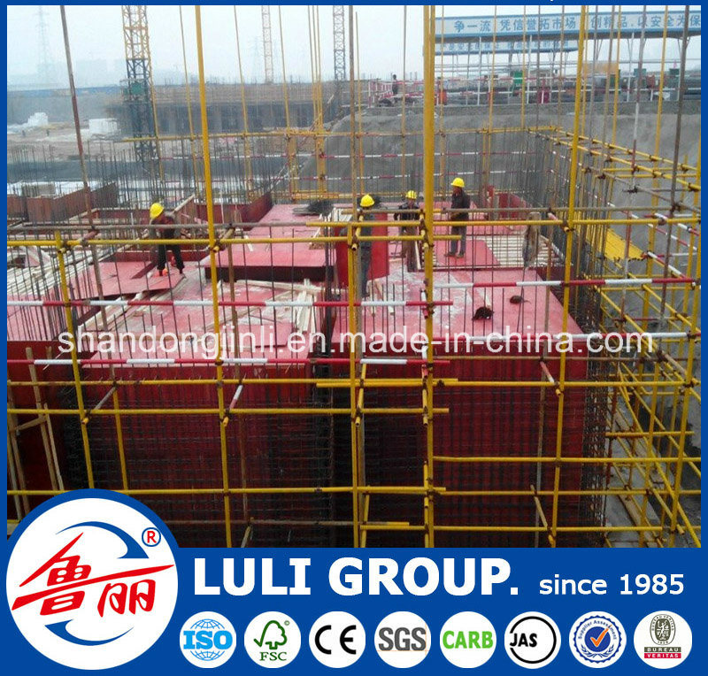 Luli Group Brand Marine Plywood for Construction