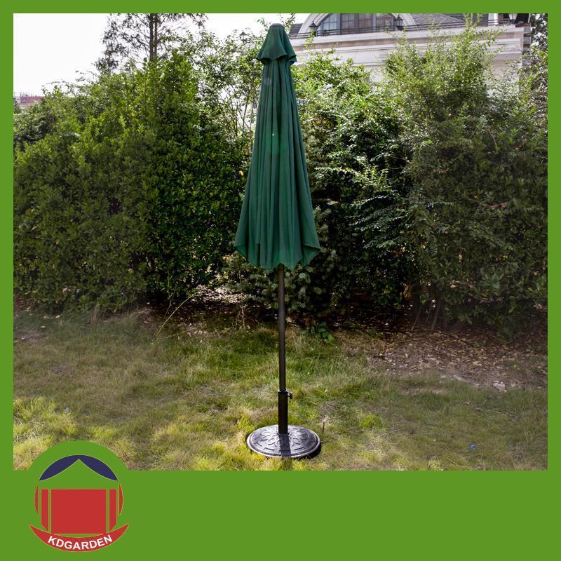 Red Garden Umbrella with Waterproof