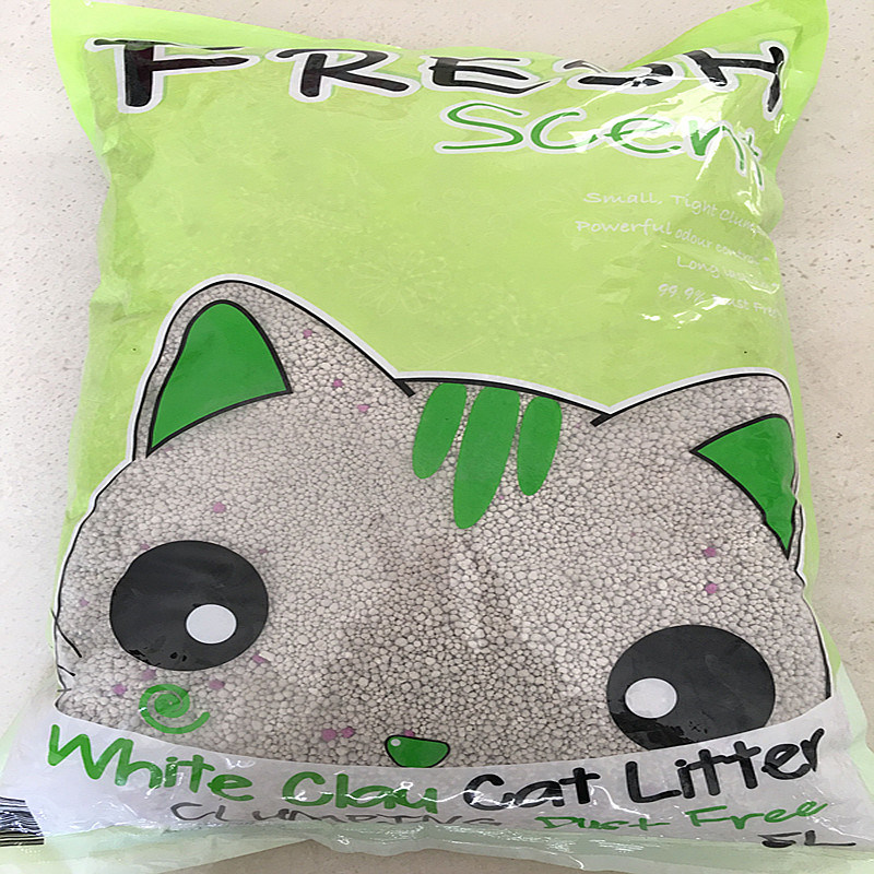 Clumping Bentonite Cat Litter