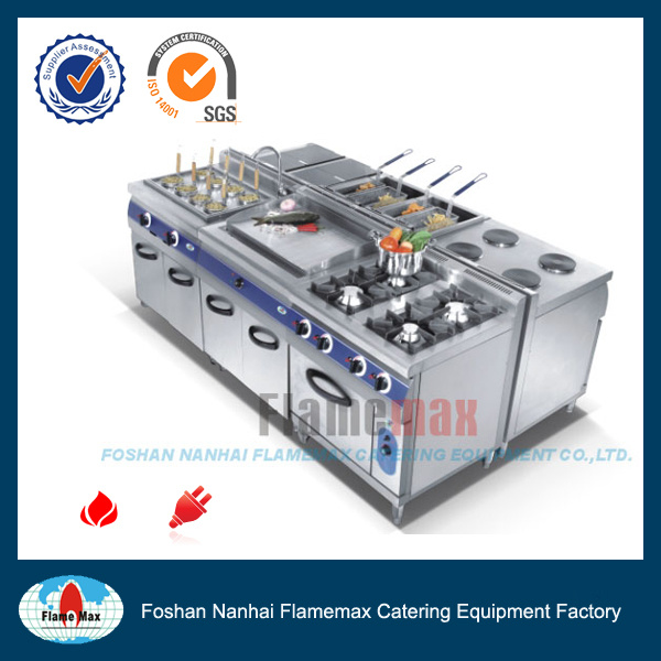 Gas/Electric Catering Equipment (cooking range)
