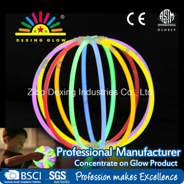 8′′ Glow Sticks Glow Ball, Glow Lantern