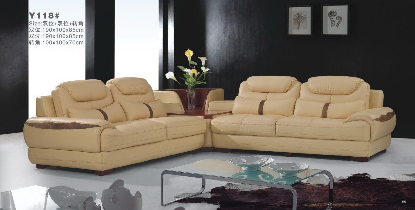 China Living Room Sofa EP WP Y118 China Living Room Set Fabric Sofa