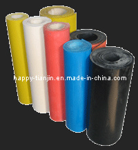 Colorful Transparent Silicone Rubber Sheet