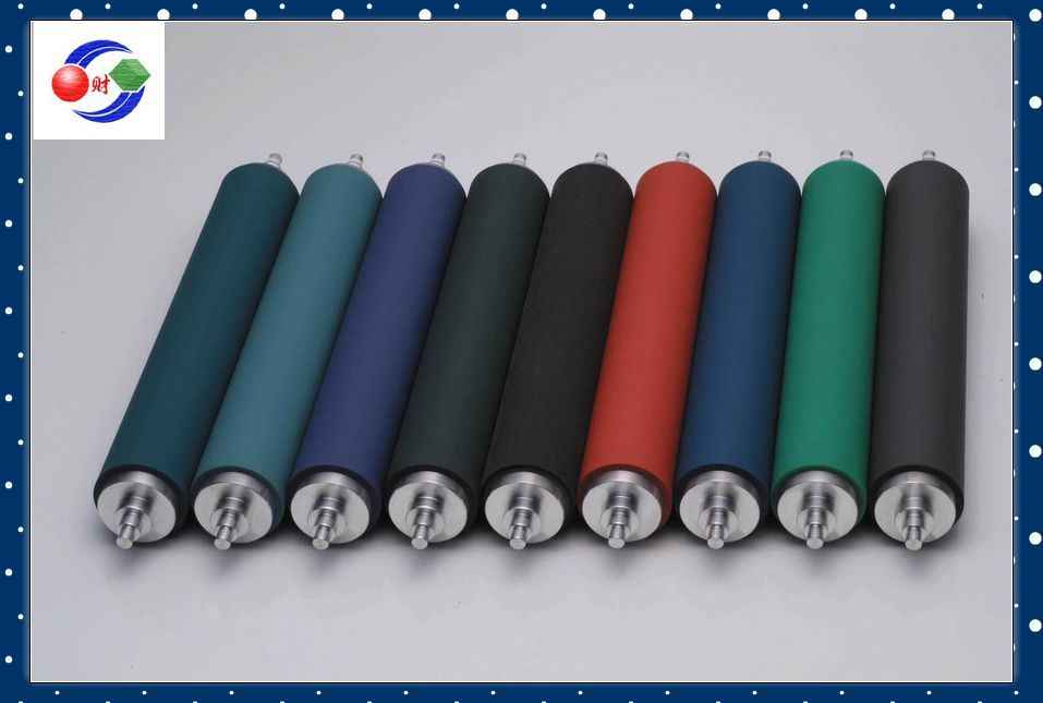 Rubber Roller/Silicone Rubber Roller/Silicone Rubber Roller
