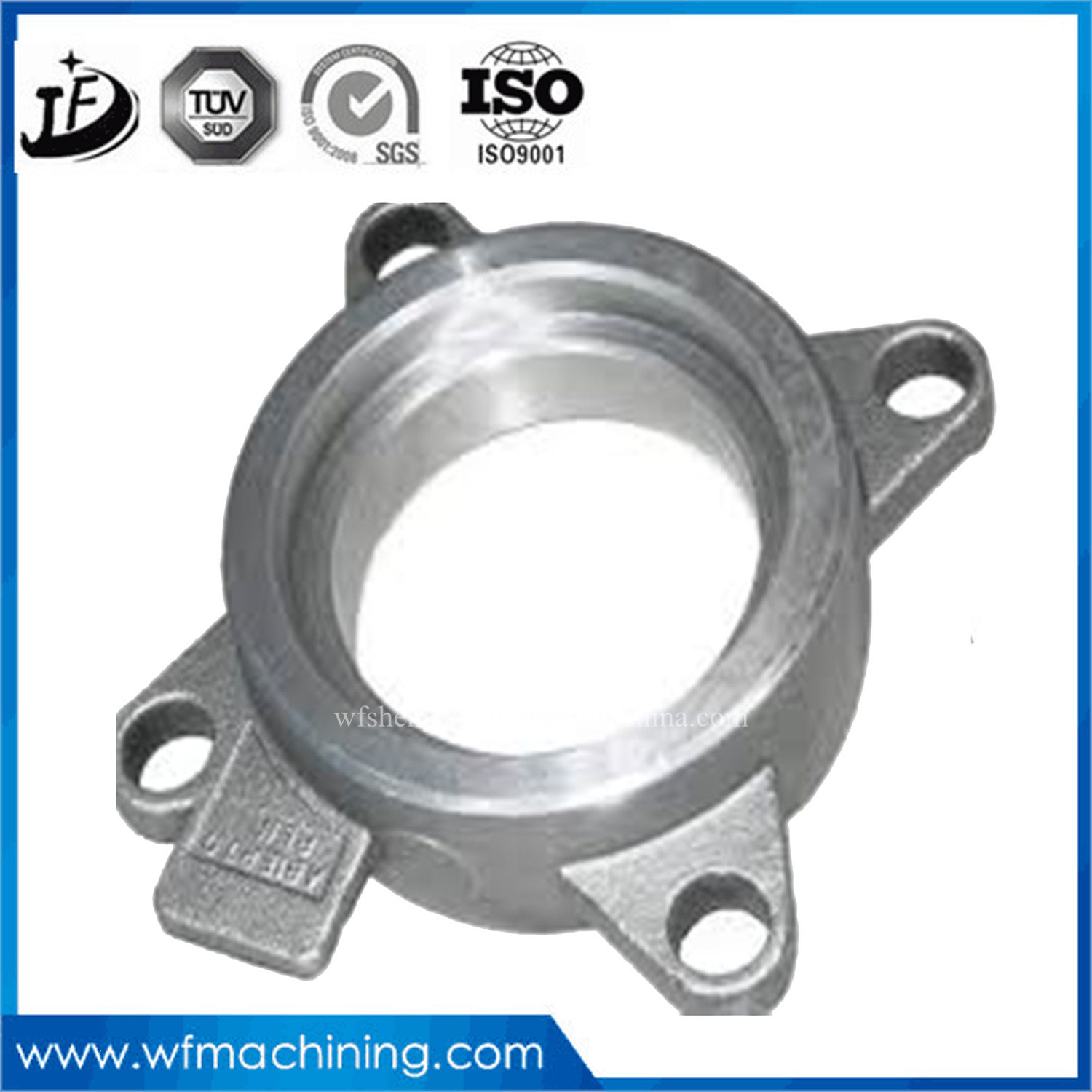 Customized High Quality Agriculture Machinery Machining Forging Parts