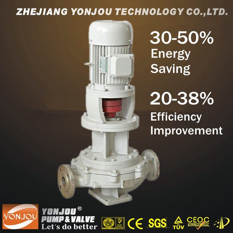 Vertical Energy Saving Hot Oil Pump (thermal oil pump) for 370 Deg C Oil