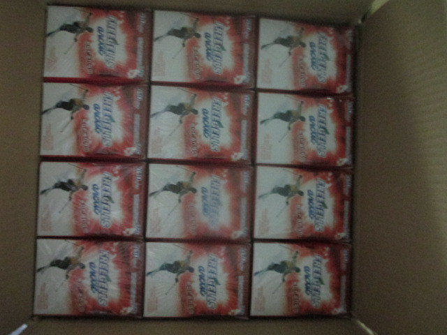 Coolsa Cool Air Breath Strip Chip in Paper Card