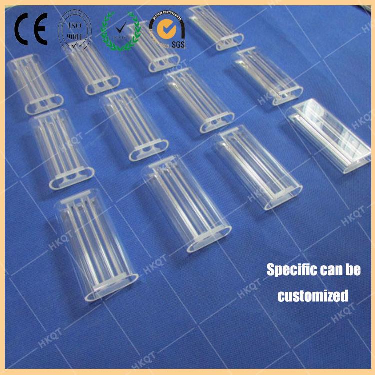 Quartz Cavity Quartz Laser Cavity Quartz Glass Laser Cavity