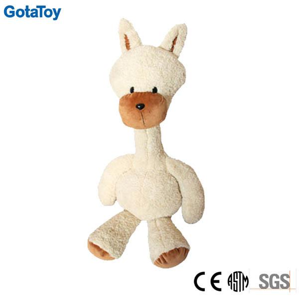New Custom Plush Alpaca Toy Stuffed Toy Alpaca Soft Toy