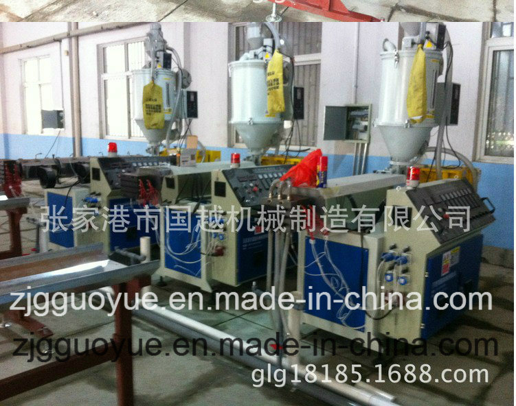 PA66GF25 Engineering Polymers Polyamide Extruder