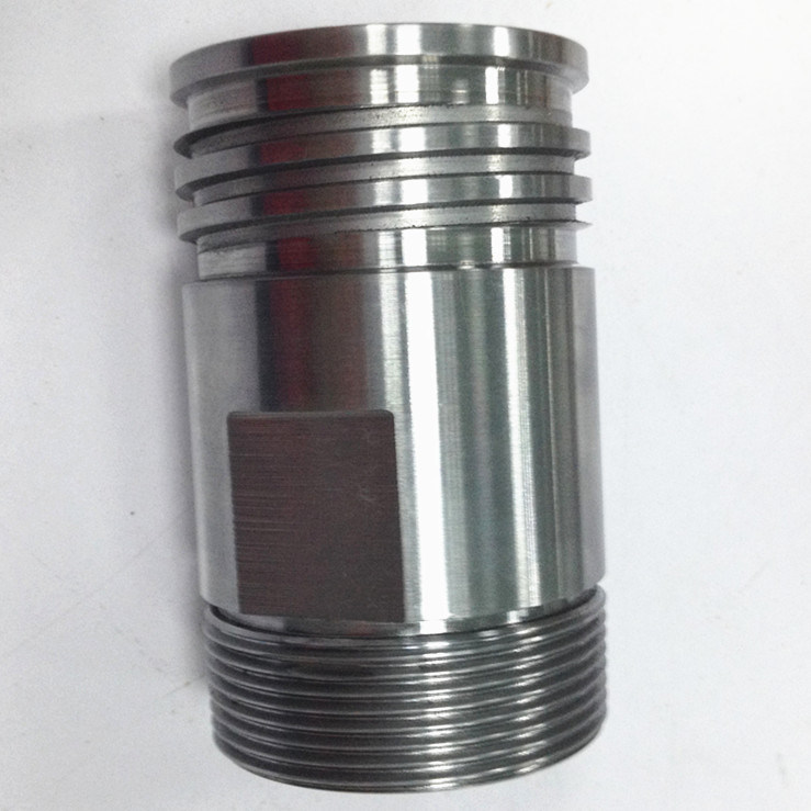 Petrol Line Fitting OEM Machining Turning Turned Part Shaft Roller