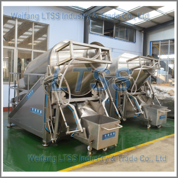 3000L Hydraulic Roll Kneading Machine for Meat