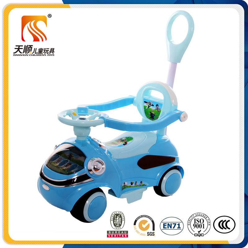China Custom Made Baby Toy Car Twist Car Wholesale