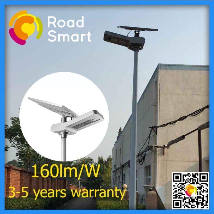 IP65 Waterproof Solar Powered Outdoor Lamp for Garden Street Lawn