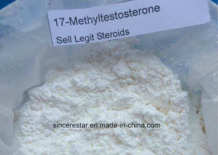 Top Quality Hormone Powder 17-Methyltestosterone