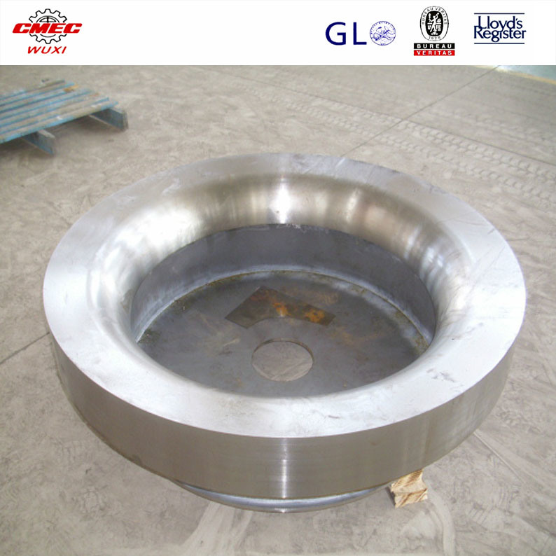 OEM Steel Fabrication Heavy Alloy Steel Forgings with The Standard of ASTM, DIN, GB