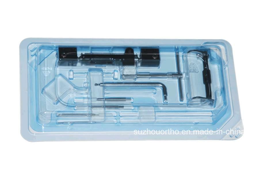 Sterile Pack Orthopedic Peek Radiolucent Wrist Fixator
