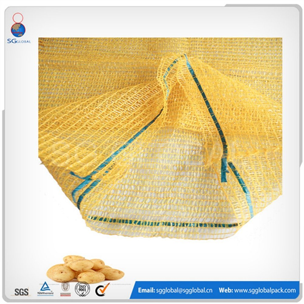 PE Raschel Bag for Fruit and Vegetable