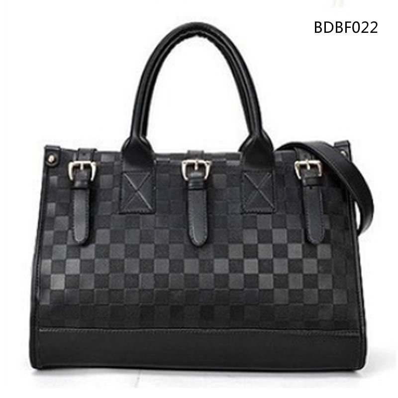 2014 New Black Wintage British Stylish Fanshion Ladies Bag