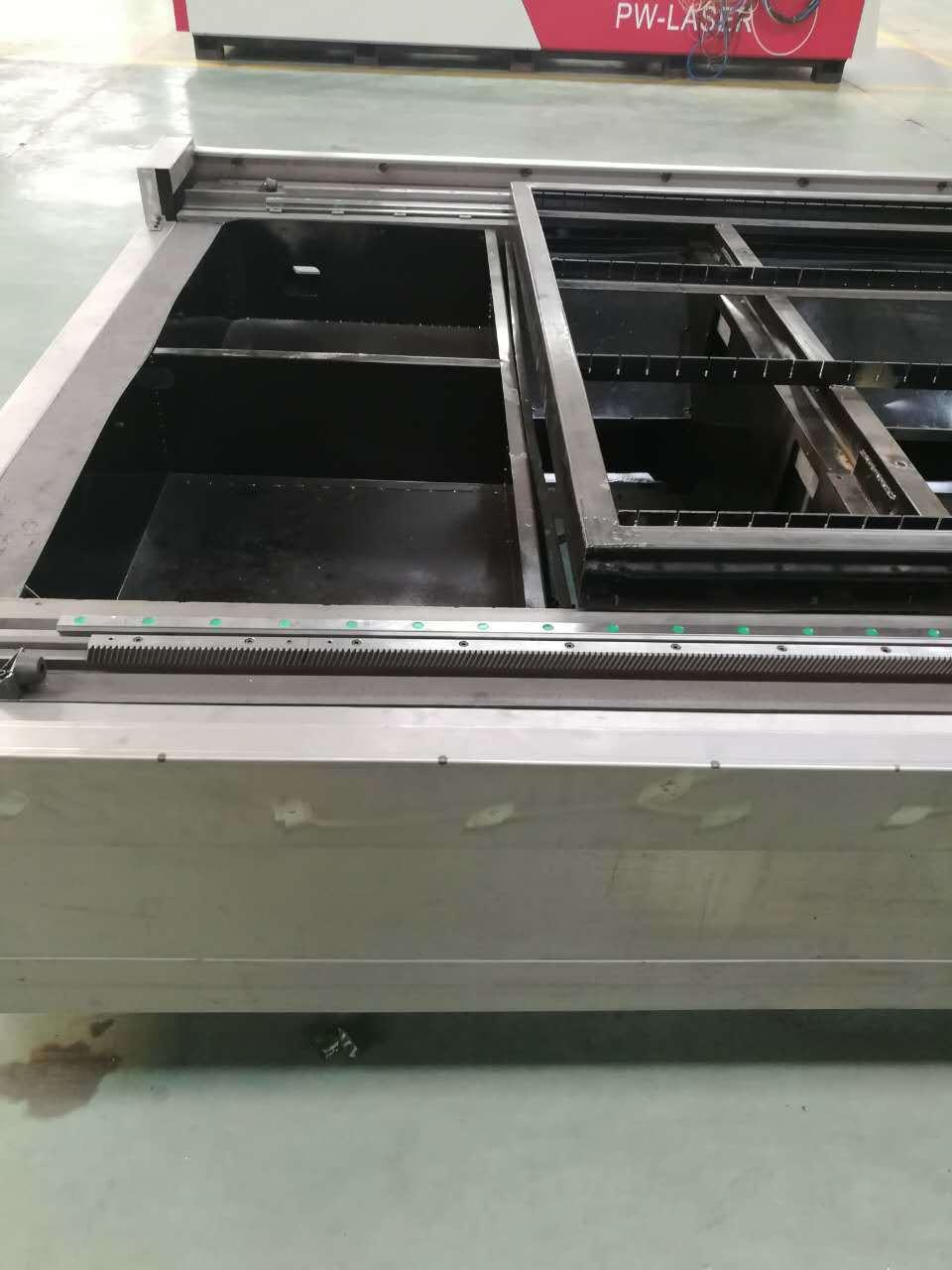 2000W Fiber Laser Cutting Machine