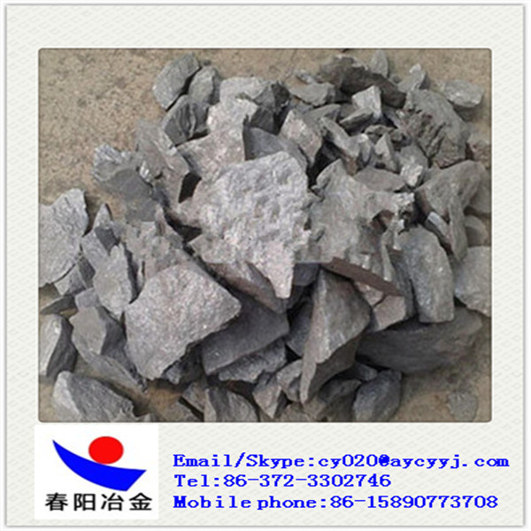 Sica/Silicon Metal Lump or Powder China Supplier Manufacturer