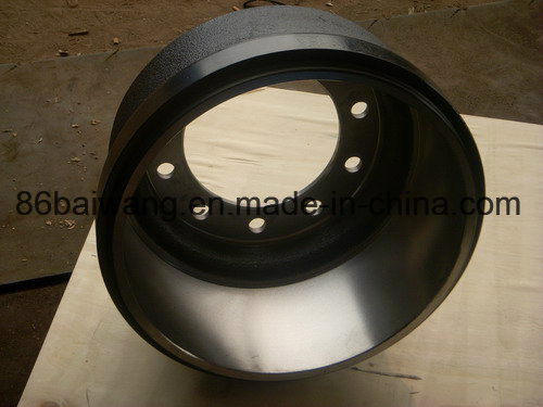 Truck Brake Drum 3602q for Fuwa Truck Series