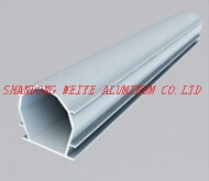 Building Material OEM 6061 T6 Extruted Aluminium Profile for Window Door Industry and Buildings 6061 T6