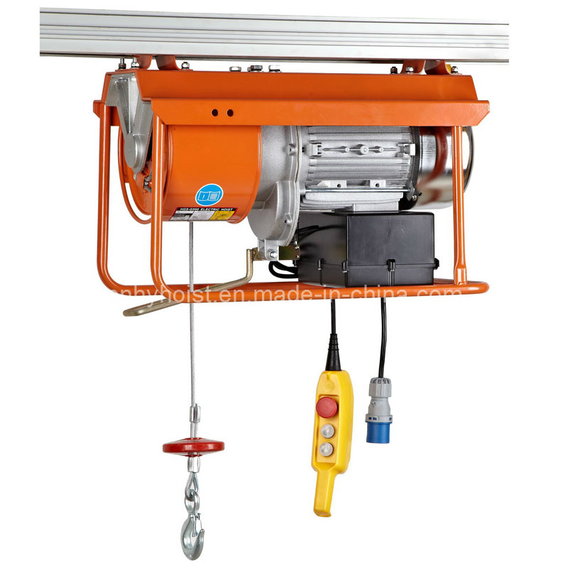 Push Electric Hoist