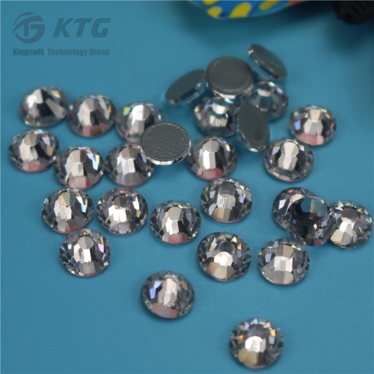 100% Genuine Swa Rovski Crystal Flatback Hot Fix Rhinestones for Costumes, Nail Arts, Shoes and Bags