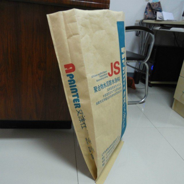 50kg Wholesale Plastic Customized PP Woven Cement Bag