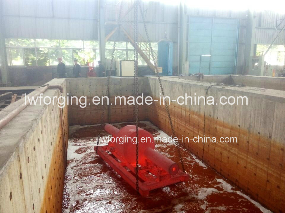 Stainless Steel Heavy Machinery Forging Shaft